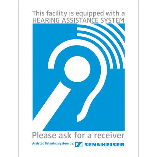 Sennheiser ADA Signage Kit