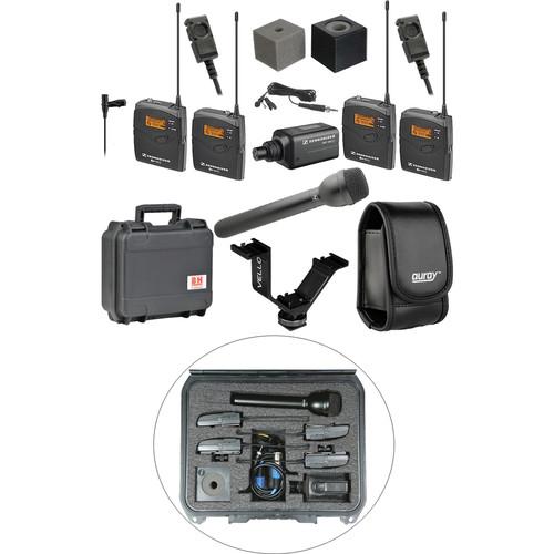 Sennheiser ew 100 ENG G3 Dual Wireless Broadcast Kit (B: 626-668 MHz)