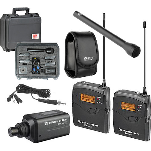 Sennheiser ew 100 ENG G3 Wireless Basic Kit (B: 626-668 MHz)