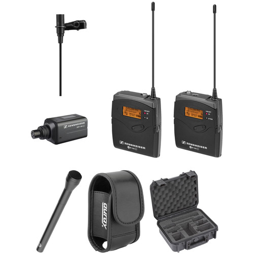 Sennheiser ew 100 ENG G3 Wireless Basic Kit (G: 566-608 MHz)
