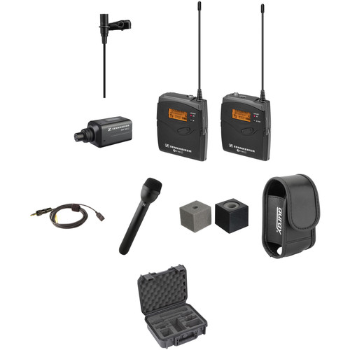 Sennheiser ew 100 ENG G3 Wireless Broadcast Kit - A (516-558 MHz)