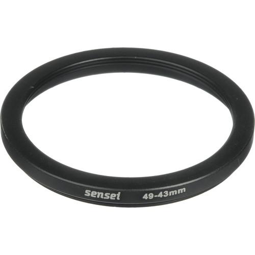 Sensei 49-43mm Step-Down Ring