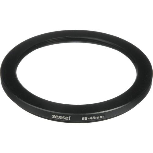 Sensei 58-48mm Step-Down Ring