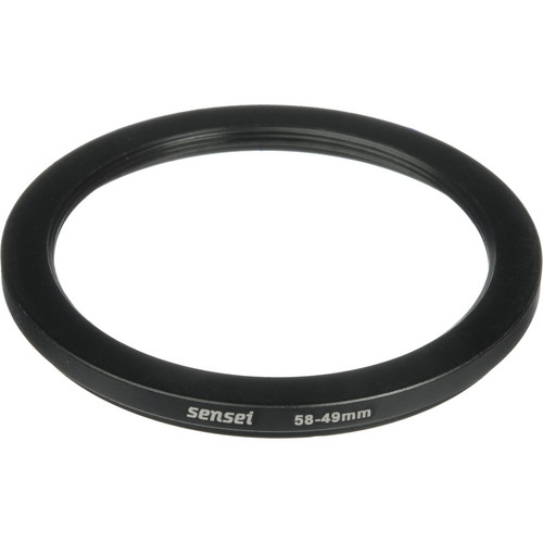 Sensei 58-49mm Step-Down Ring