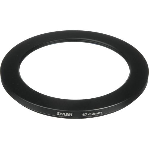 Sensei 67-52mm Step-Down Ring