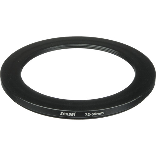 Sensei 72-55mm Step-Down Ring