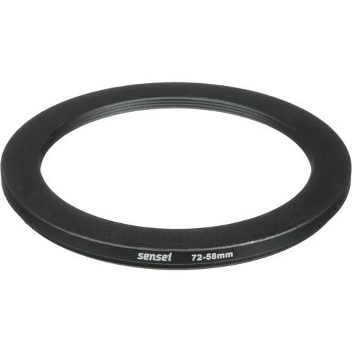 Sensei 72-58mm Step-Down Ring