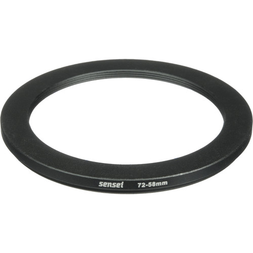 Sensei 72-58mm Step-Down Ring