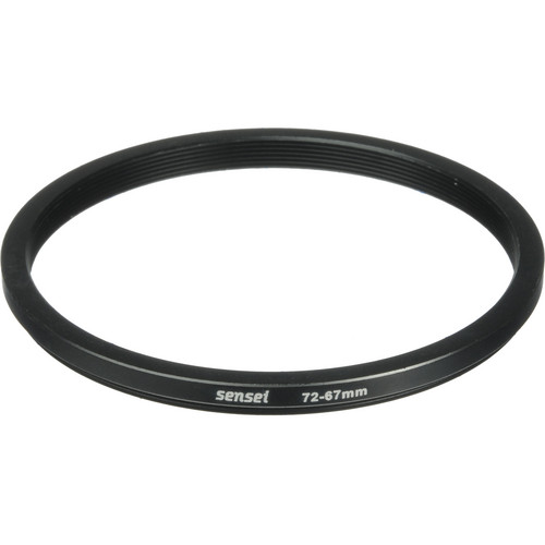 Sensei 72-67mm Step-Down Ring
