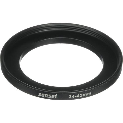 Sensei 34-43mm Step-Up Ring