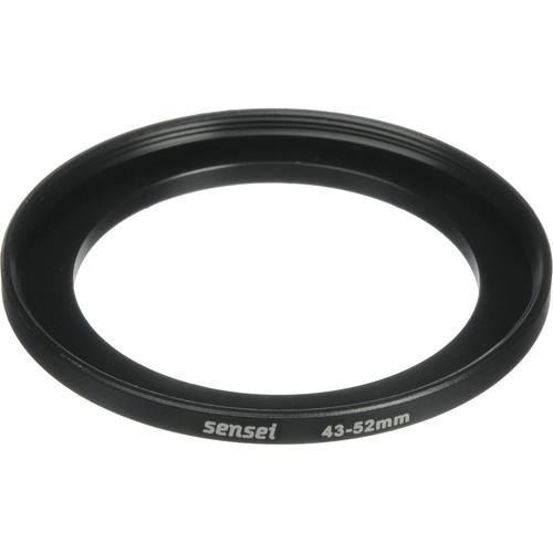 Sensei 43-52mm Aluminum Step-Up Ring