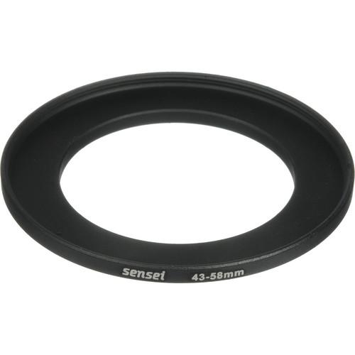 Sensei 43-58mm Step-Up Ring