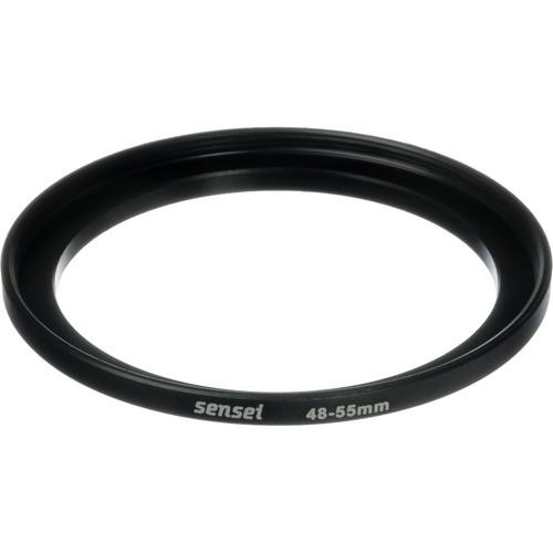 Sensei 48-55mm Aluminum Step-Up Ring