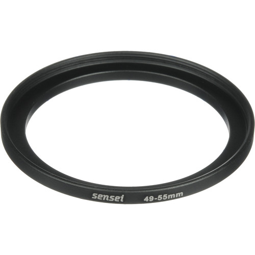 Sensei 49-55mm Aluminum Step-Up Ring
