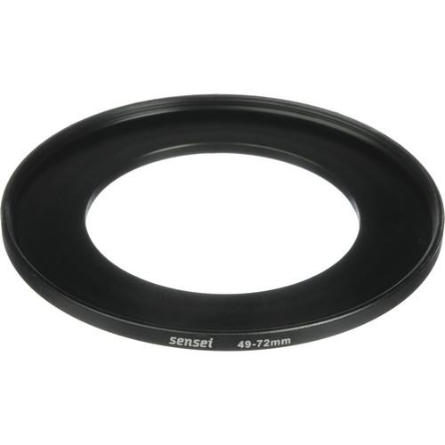 Sensei 49-72mm Aluminum Step-Up Ring