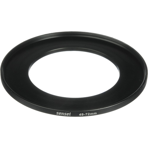 Sensei 49-72mm Step-Up Ring