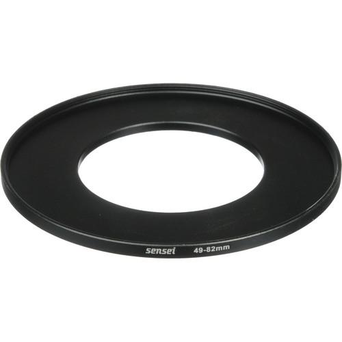 Sensei 49-82mm Aluminum Step-Up Ring