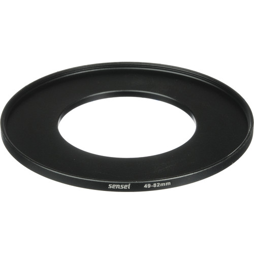 Sensei 49-82mm Step-Up Ring