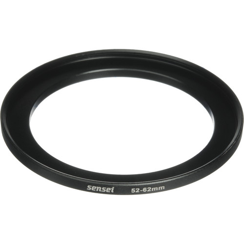 Sensei 52-62mm Step-Up Ring