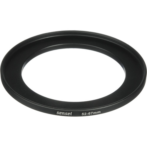 Sensei 52-67mm Step-Up Ring