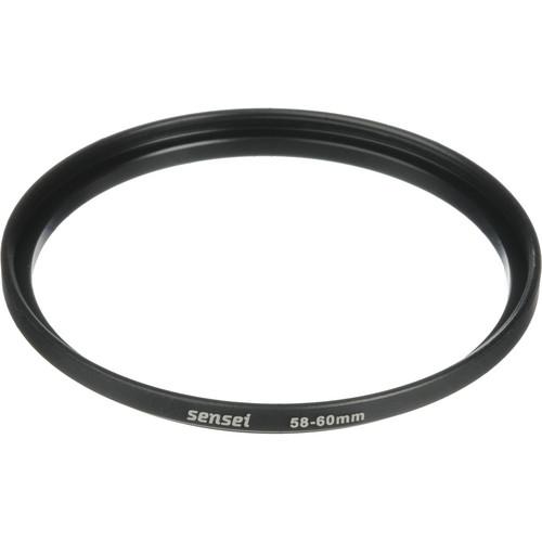 Sensei 58-60mm Aluminum Step-Up Ring