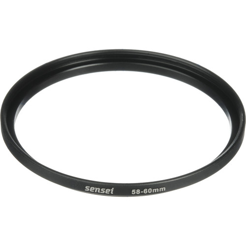 Sensei 58-60mm Step-Up Ring