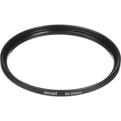 Sensei 60-62mm Aluminum Step-Up Ring