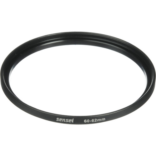 Sensei 60-62mm Step-Up Ring