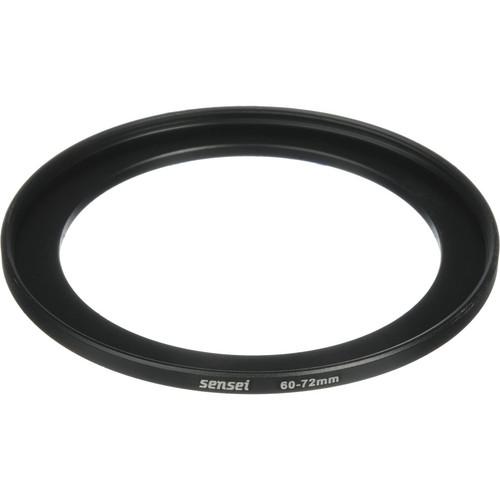 Sensei 60-72mm Aluminum Step-Up Ring