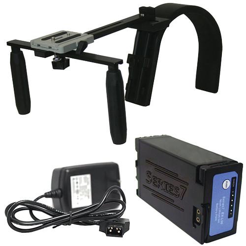 Series 7 Sony EX Handheld Battery Kit