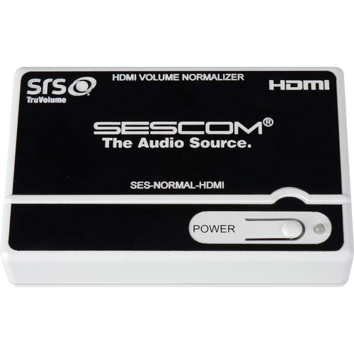 Sescom Sescom SES-NORMAL-HDMI Volume Leveler