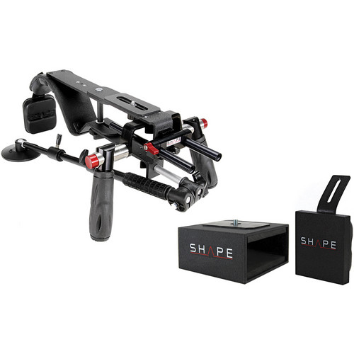 SHAPE Cameleon II Pro Camera Support Kit