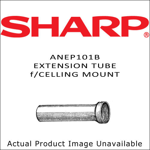 Sharp AN-EP101B Extension Tube Ceiling Mount