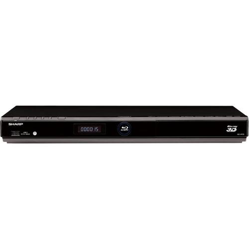 Sharp BDHP25U Blu-ray Player (Black)
