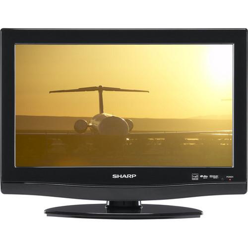 """Sharp LC-19SB28UT 19"""" 720p LCD TV"""