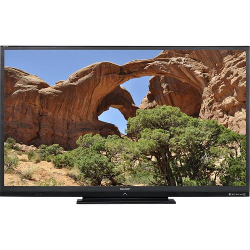 """Sharp LC-60LE640U AQUOS 60"""" 1080p LED LCD TV"""