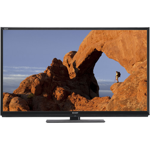 "Sharp LC60LE745U 60"" AQUOS Smart LED TV"