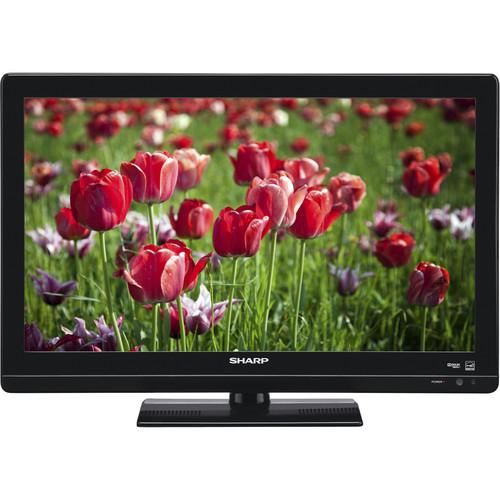 """Sharp LC-26SV490U 26"""" Full HD 1080p LED TV"""