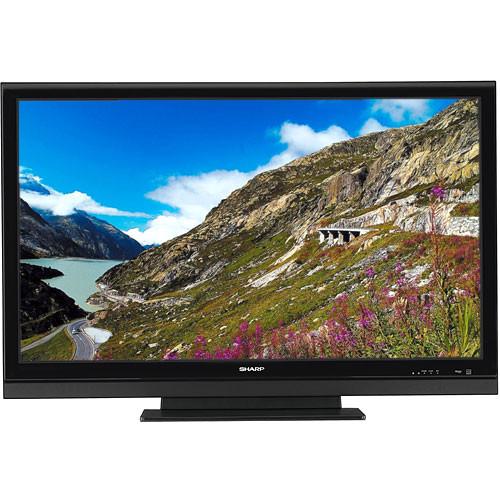 """Sharp LC-52SB55U 52"""" 1080p AQUOS LCD HDTV"""