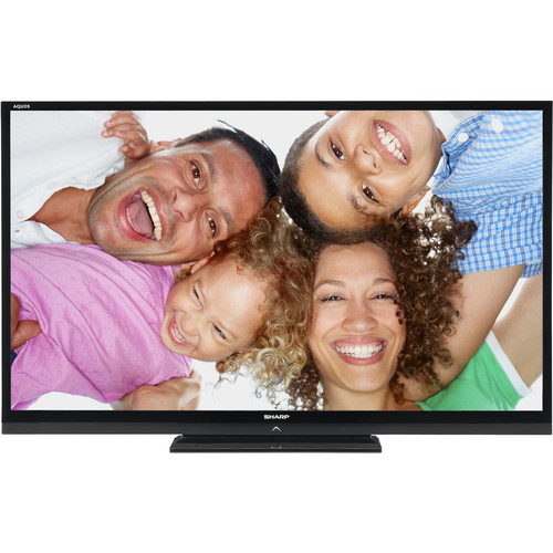 "Sharp LC-80LE632U 80"" AQUOS LED HDTV"