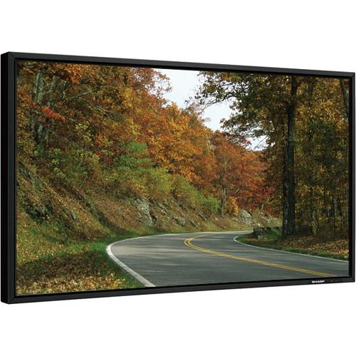 "Sharp PN-E521P 52"" Class LCD Monitor (Thin Bezel)"