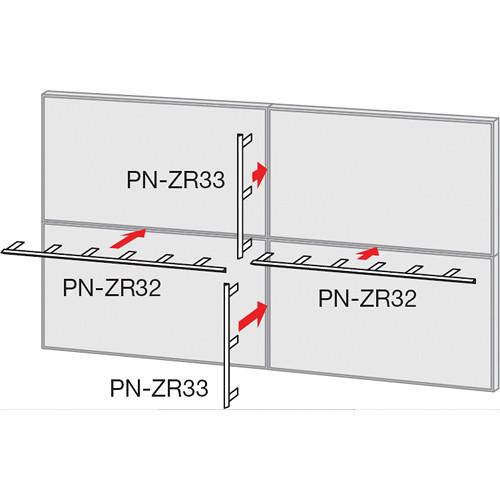 Sharp PN-ZR33 Short Mirror Frame