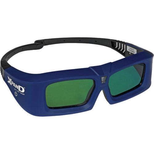 Sharp X102 3D Active Shutter Glasses