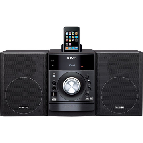 Sharp XL-DH259P Audio System