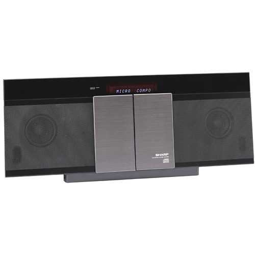 Sharp Sharp KD-KP80P Micro System