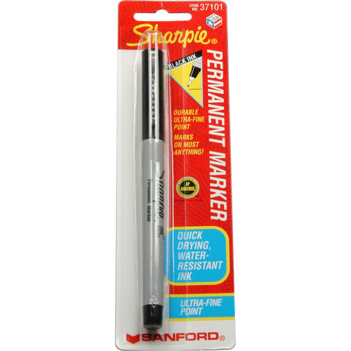 Sharpie Ultra Fine Point Permanent Marker (Black)