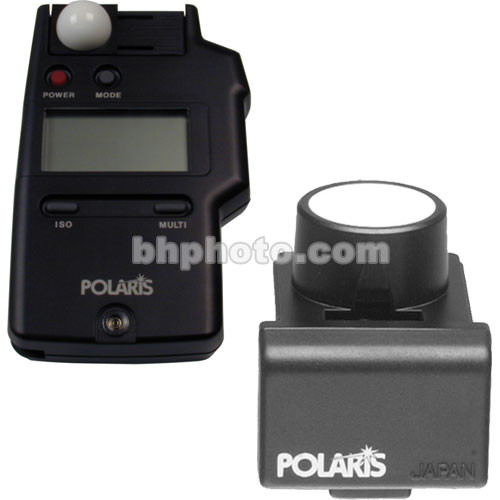 Shepherd/Polaris Polaris Digital FlashMeter with Flat Diffuser