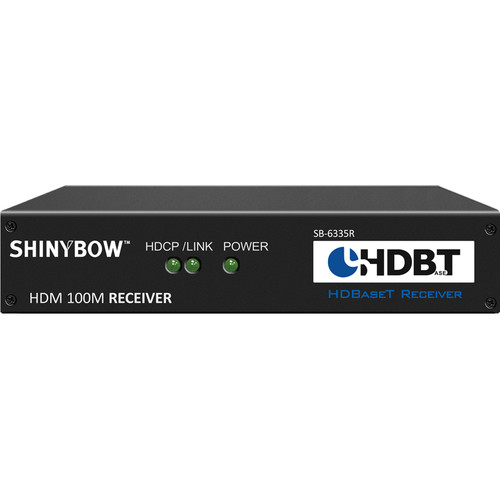 Shinybow SB-6335R HDMI HDBaseT over Single CAT5e/6/7 Receiver