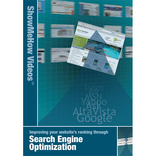 Show Me How Video DVD: Search Engine Optimization with Stephen Showalter