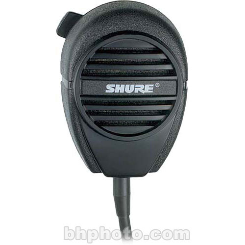 Shure 514B Handheld Push-To-Talk Microphone